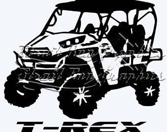 Station . Atv clipart side by side