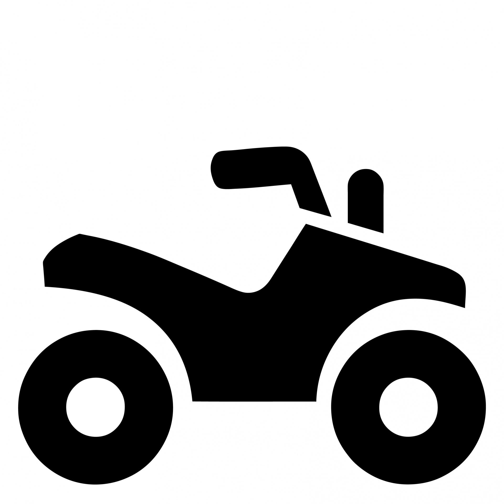 Atv clipart silhouette. Car clip art at