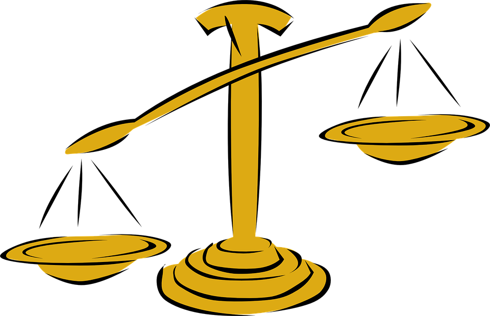 Justice clipart equal protection. All you need to