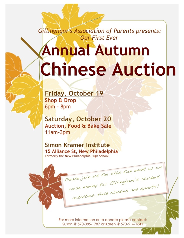 best fundraising ideas. Auction clipart auction chinese