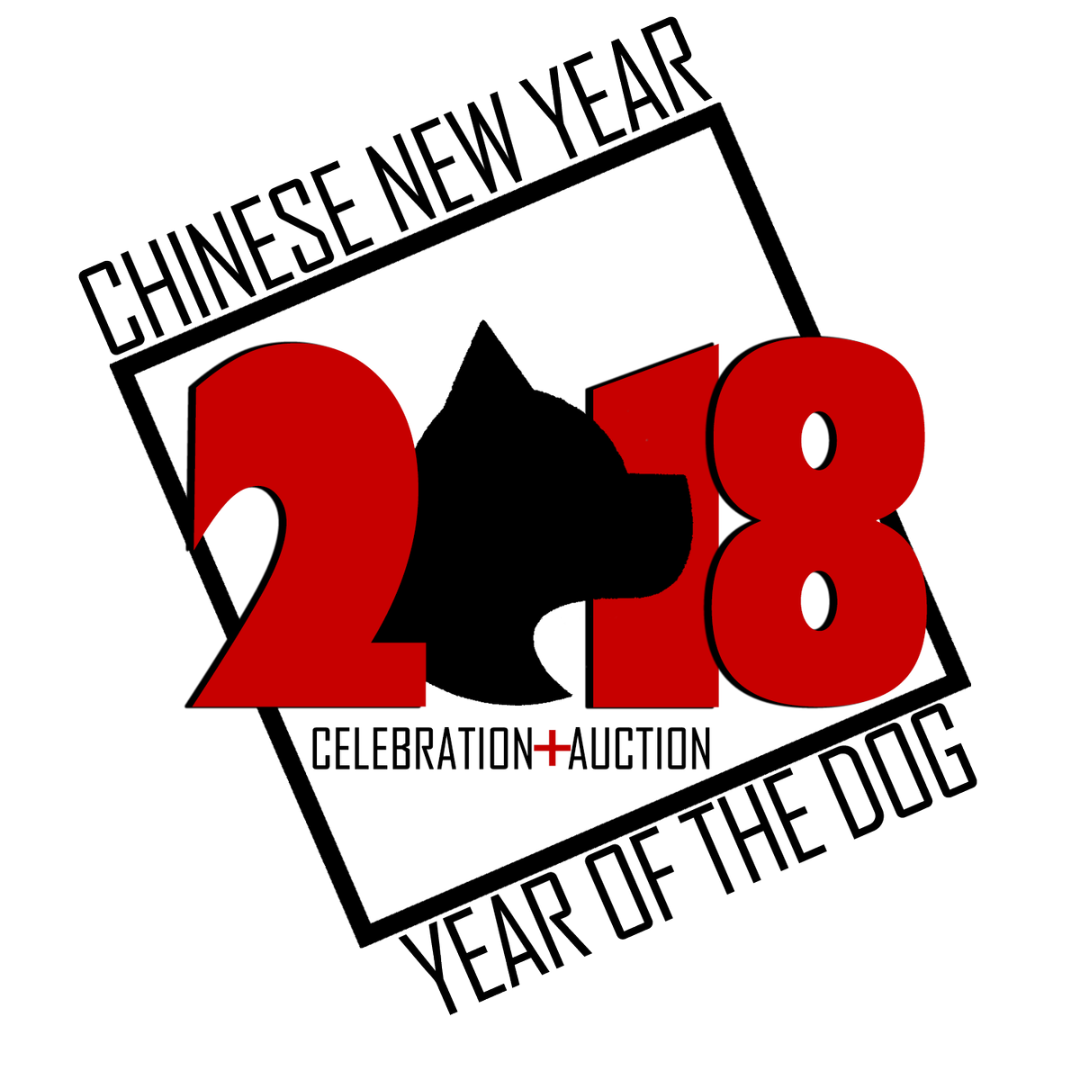 new year celebration. Auction clipart auction chinese