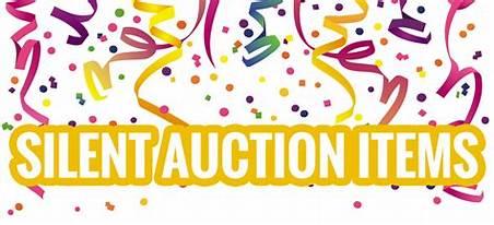 pto silent. Auction clipart auction item