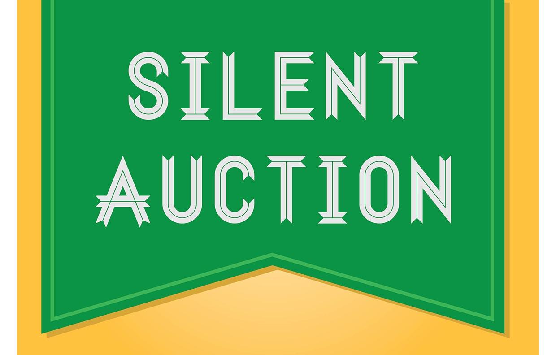 Silent . Auction clipart auction item