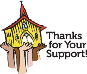 Auction clipart church. Update bishop united methodist
