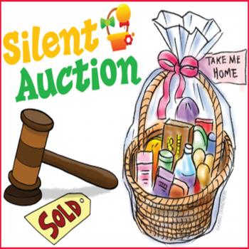 Auction clipart clip art. Silent on crowdrise payment