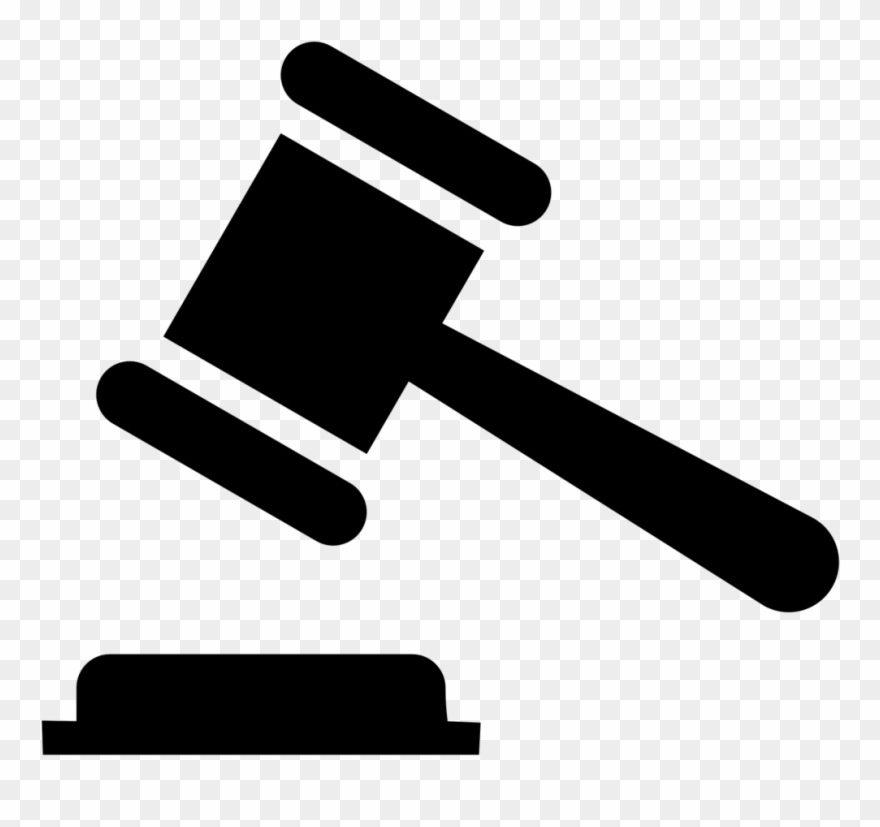 Judge rule svg png. Court clipart auction hammer