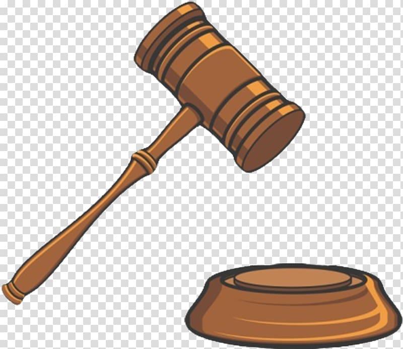 Trial judge cartoon version. Court clipart auction hammer