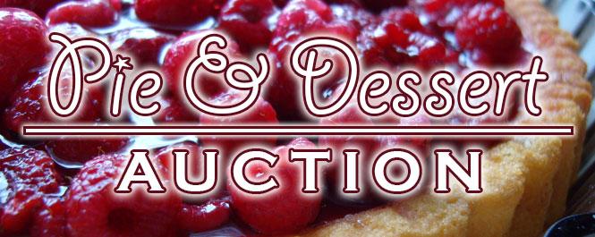 Auction dessert auction