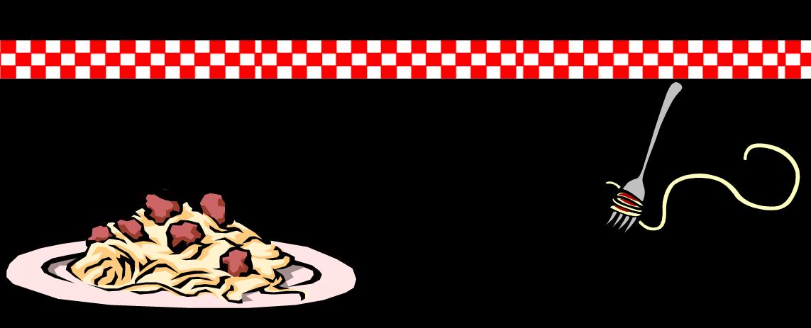 Spaghetti dinner auction coronado. Fundraiser clipart religious school