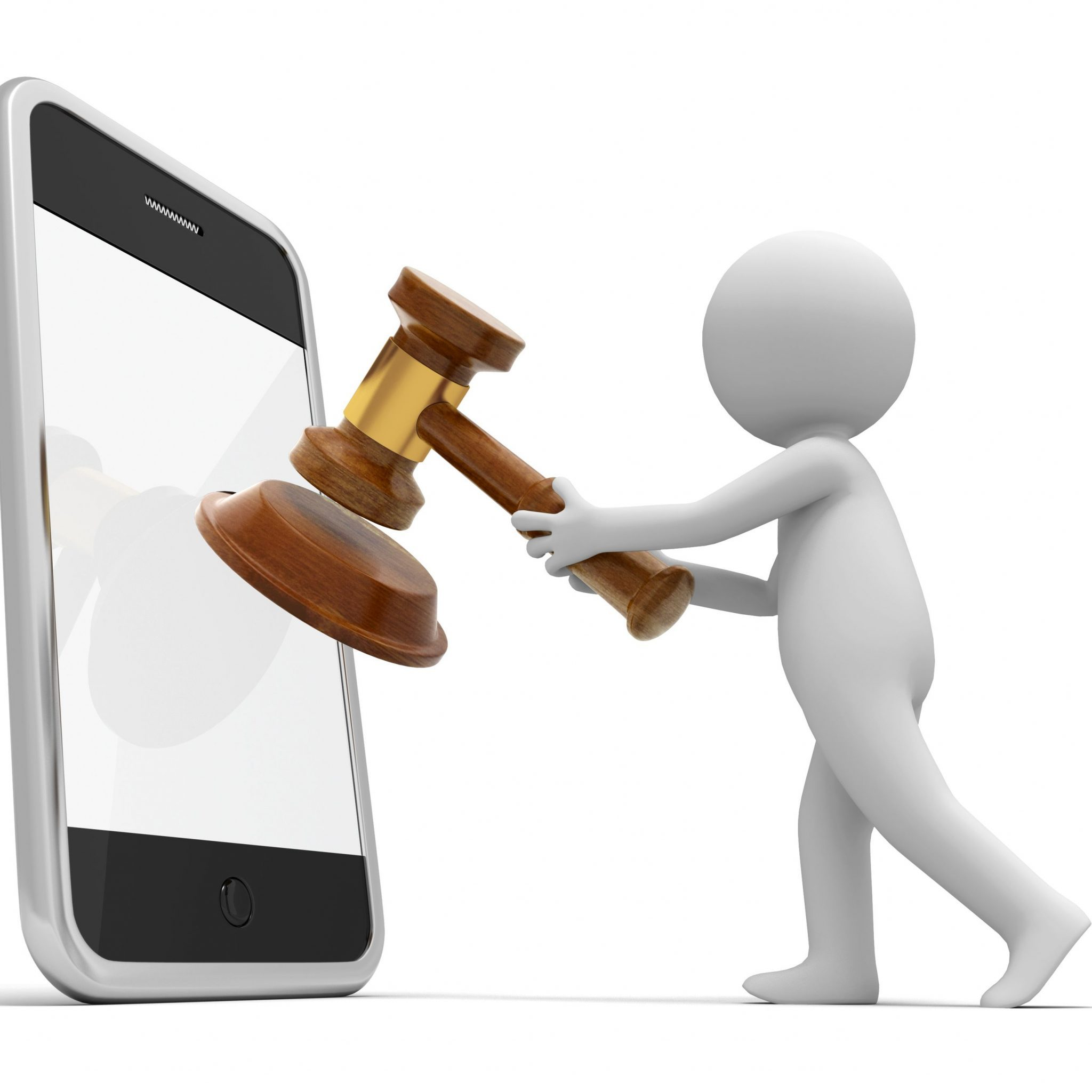 Auction clipart lawsuit. Cfbp targets sprint in