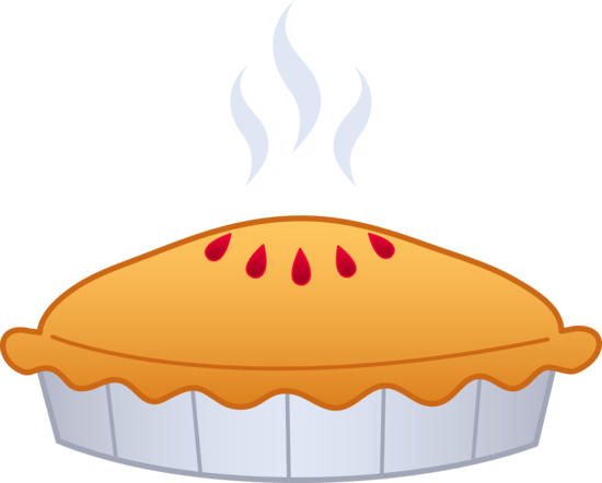 collection of cute. Pie clipart