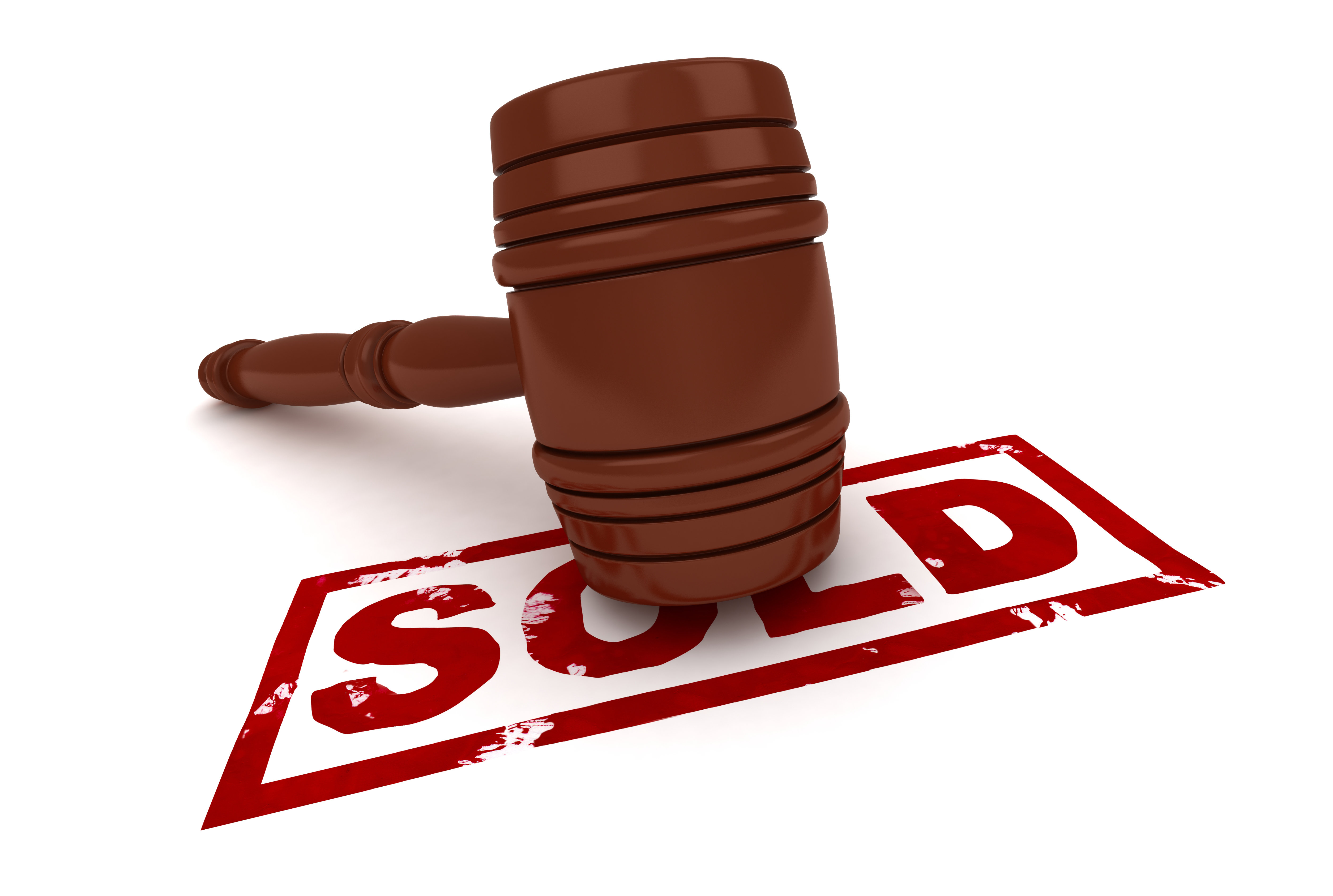 Auction property selling at. Gavel clipart auctioneer