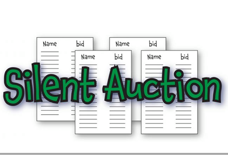 Promote your silent with. Auction clipart today
