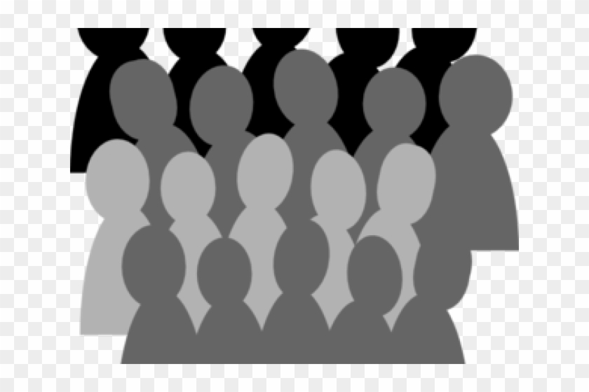 Audience clipart. Crowd free download on