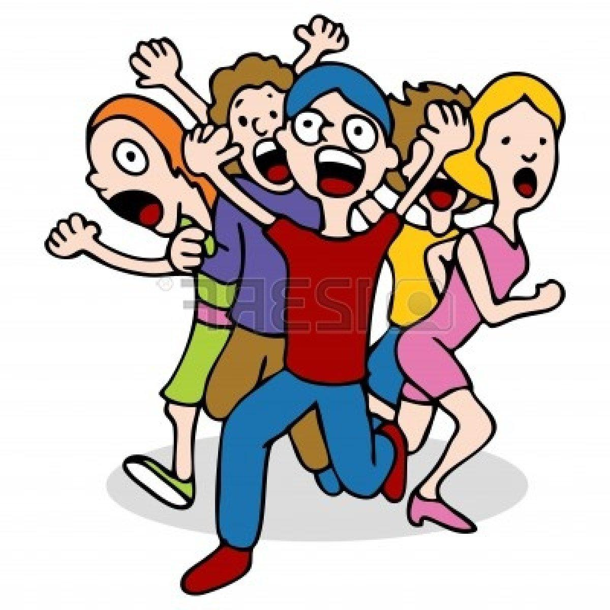 Crowd free download best. Audience clipart angry
