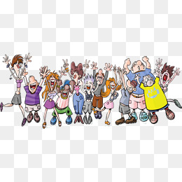 Audience clipart animated. Png images vectors and