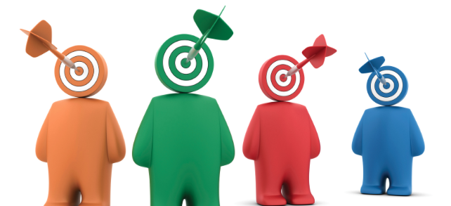 Audience clipart audience target. How to build your