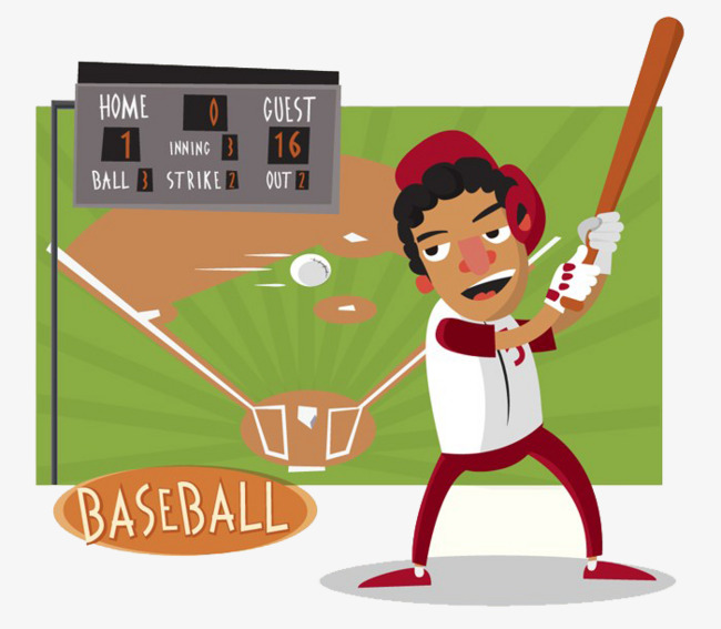 Cartoon competition softball png. Audience clipart baseball
