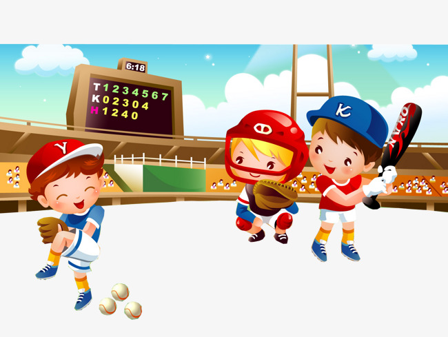 Audience clipart baseball. Game student the png