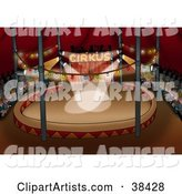 Featured by dero derocz. Audience clipart circus