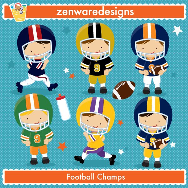 Audience clipart football. Free sports party cliparts