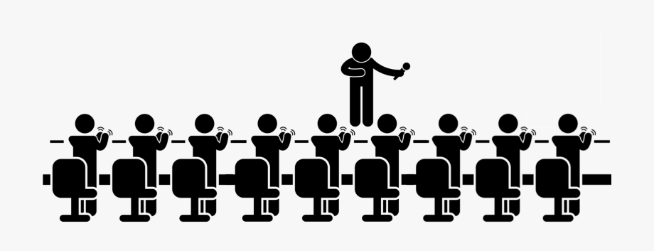 Speaking illustration cliparts . Audience clipart public