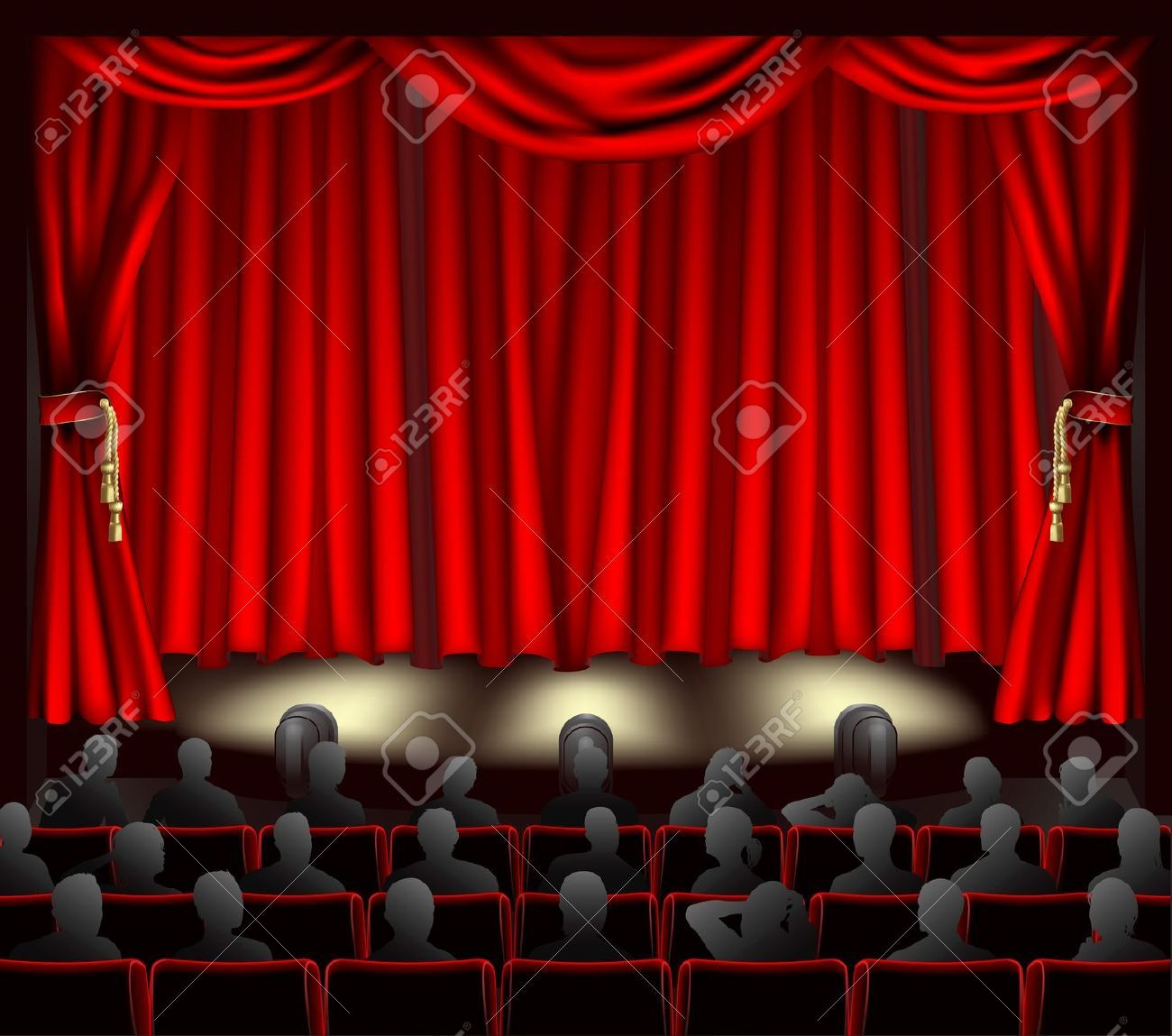 Audience clipart school auditorium. Pin by caridad barranco