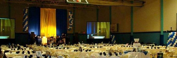 Audience clipart school auditorium. Saints report news from