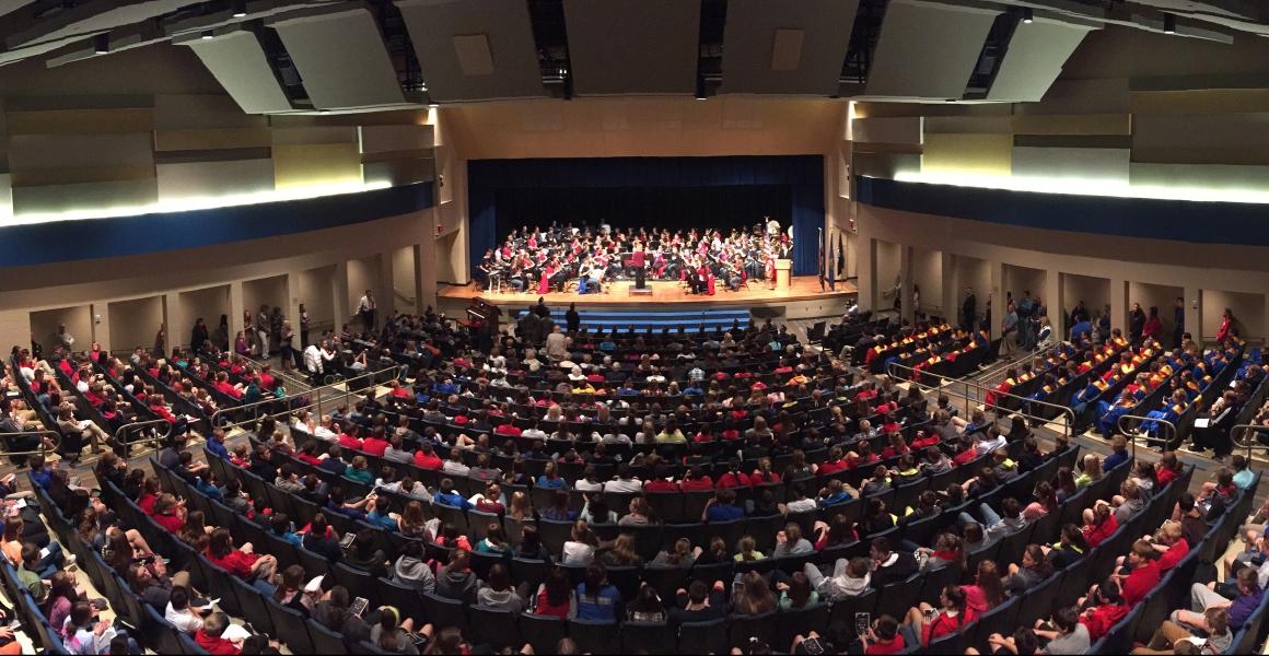 audience clipart school auditorium