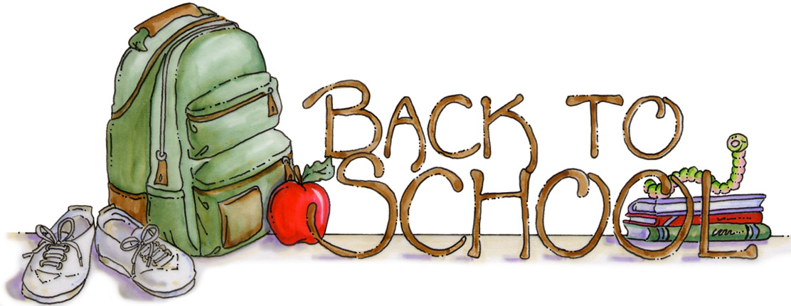Back clipart school.  very beautiful to