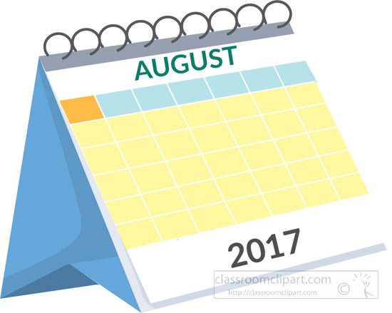 Cilpart surprising inspiration free. August clipart august 2017