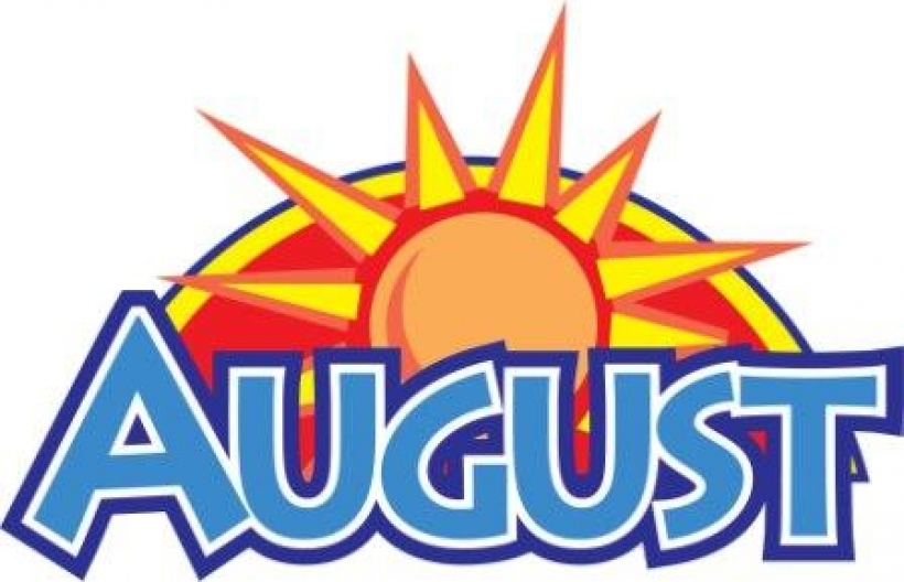 August clipart august 2017. Month of image clipartbarn