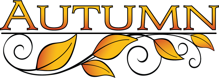 Autumn clipart autumn word. Pin on falling for