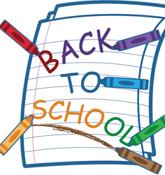 August clipart back to school. Remington college offers safety