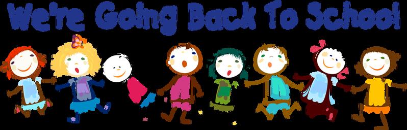 August clipart back to school. Preschool begins th rockcastle