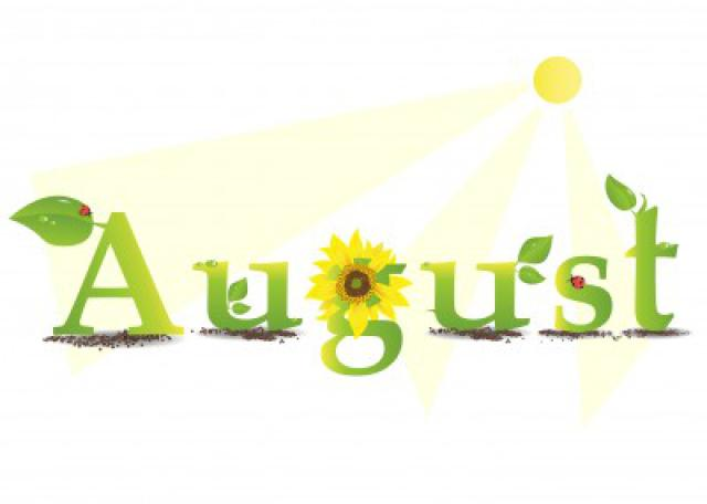 Index of wp content. August clipart banner