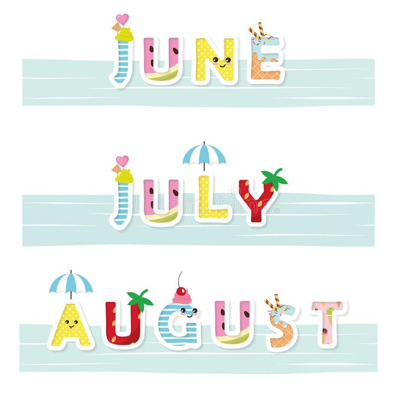 Pin by monthly calendar. August clipart banner