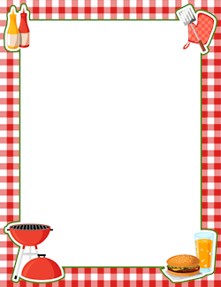 Beer clipart frame. Free summer borders clip