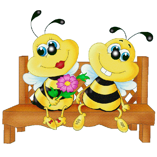 Bumblebee clipart august. Pin by wendy lane