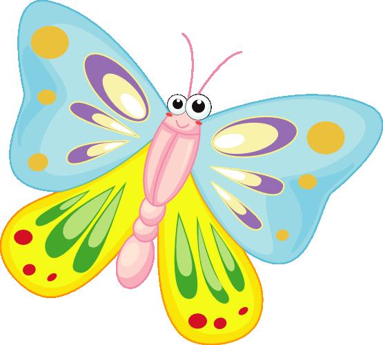 Clipartist net clip art. Butterfly clipart cute