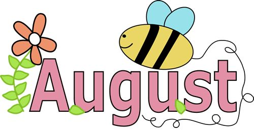 best images on. August clipart happy birthday
