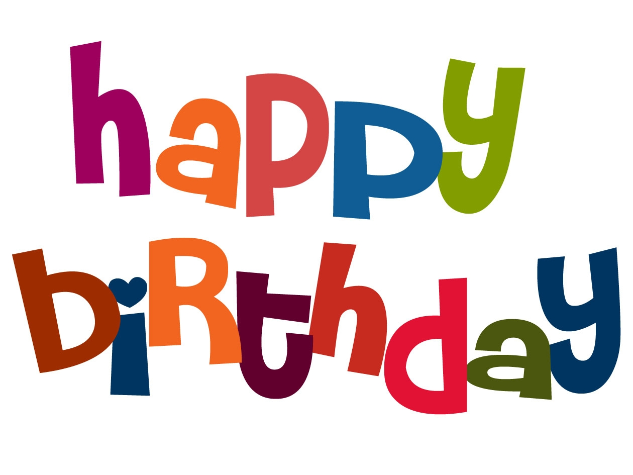 August clipart happy birthday. Free cliparts download clip