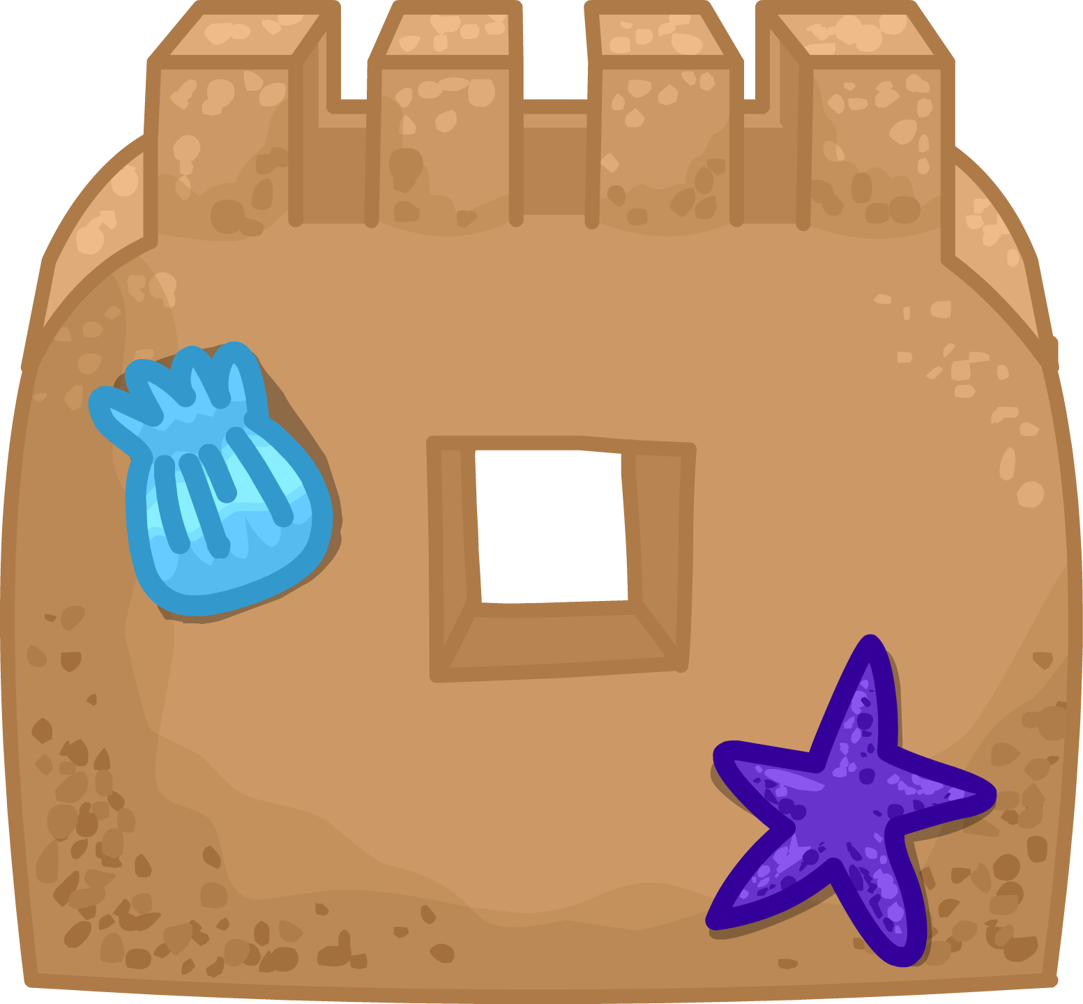 August clipart sand castle. Image wall png club