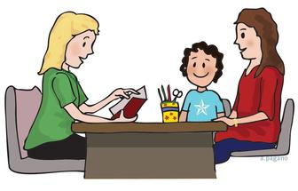 Five tips in forming. August clipart teacher