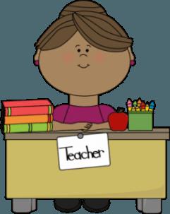Meet the short elementary. August clipart teacher