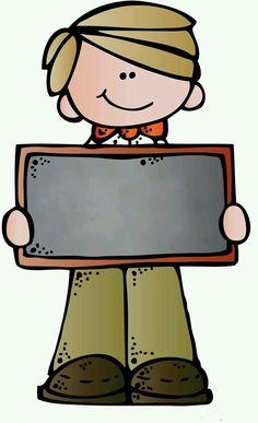 August clipart teacher. Mel melonheadz pinterest clip