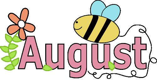 August clipart transparent.  crafty plan thousand