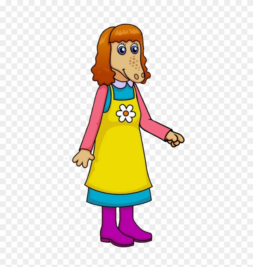 Aunt clipart animated. Martha uncle pete cartoon