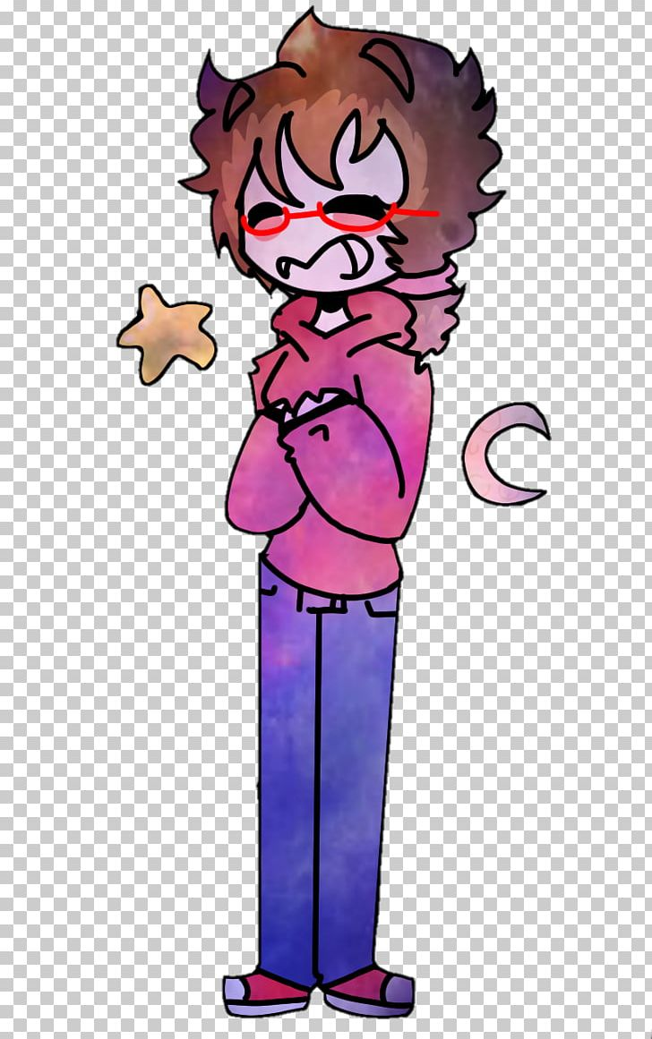 Aunt clipart cartoon. Mammal character pink m