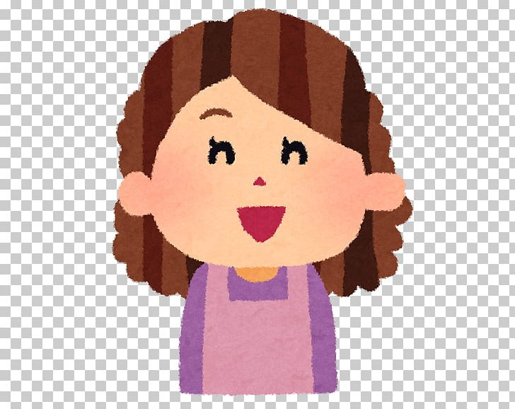 mother child family. Aunt clipart face